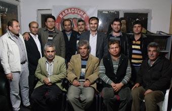 Photo of Karaçulha Derneğinde İkinci İstişare Toplantısı Yapıldı