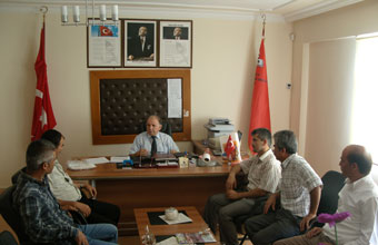 Photo of Karaçulha Derneği Okul Ziyaretlerinde