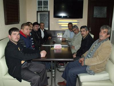 Photo of Karaçulha Derneği 2012 Yılı İlk İstişare Toplantısını Yaptı