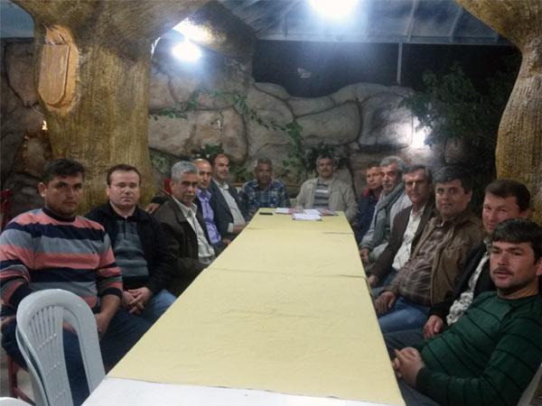 Photo of Karaçulha Derneğinde Yeni Dönem