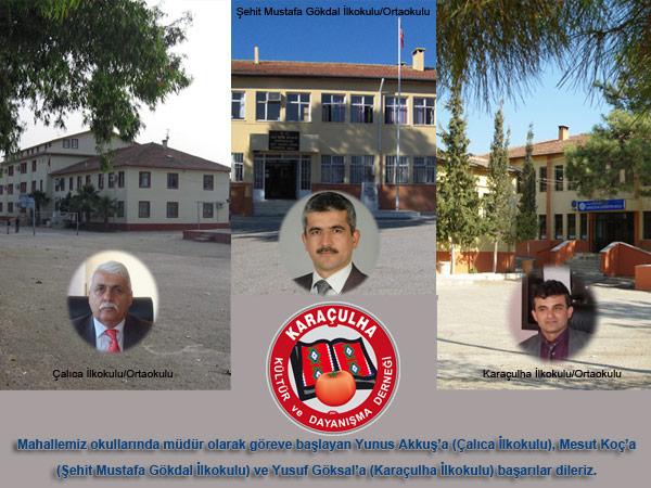 Photo of Yeni Müdürlerimize Başarılar Dileriz