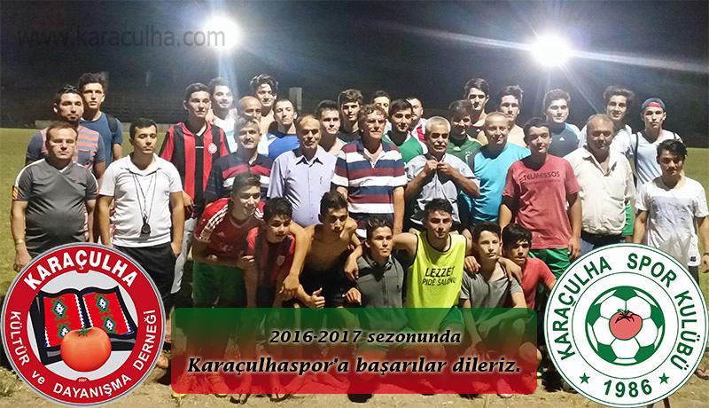 Photo of Karaçulhaspor'a Destek Olalım!